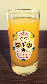 Sugar Skull Glasses - super cool