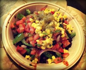 Burrito Bowl!
